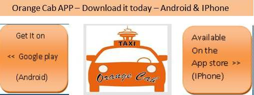 Orange Cab - Seattle Taxi Dispatch
